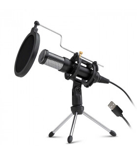 Elite Streaming USB Mikrofon for PC and Laptop